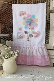 Kitchen Towel Craft 17 Best Images About Decorative Towels On Pinterest Cottages