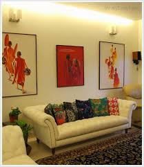 Indian Living Room Ethnic Indian Living Room Interiors Indian Color Pinterest
