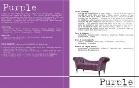 PURPLE. I created to share some color theory ideas with everyone. For more  on