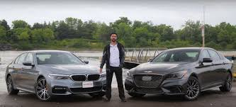 BMW 3 Series new bmw sport car : How Does the Genesis G80 Sport Compare to a New BMW 540i ...
