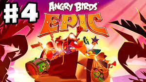 Angry Birds Epic - Gameplay Walkthrough Part 4 - The Blues and Pirates!  (iOS, Android) - YouTube