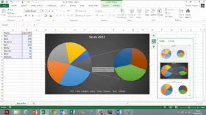 Pie Of Pie Chart In Excel