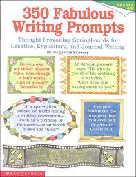 Creative Writing Prompts Pinterest
