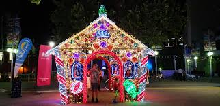 Kanji Loop Christmas Lights 2017 The City Of Perth Christmas Lights Trail Buggybuddys Guide
