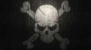 jolly roger flags grunge pirates skull and crossbones wallpaper