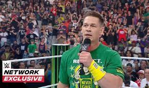 John Cena Disrupts WWE Event to ...