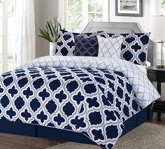 bedroom cool navy queen comforter set with beautiful navy