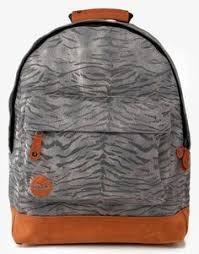 <b>Mi</b>-<b>Pac</b> Premium <b>Backpack</b> - Tiger Stripe