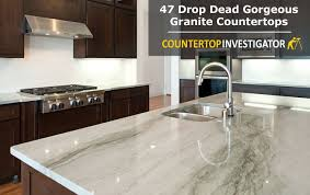 granite countertops are the kitchen work surfaces that all others measure themselves against and for good reason when you consider how it instantly