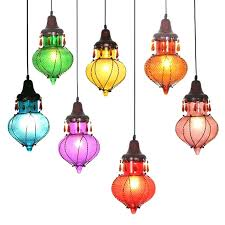 colored glass lighting. Colorful Light Fixtures Large Size Of Pendant Lights  Elegant Colored Glass Lighting Interior .