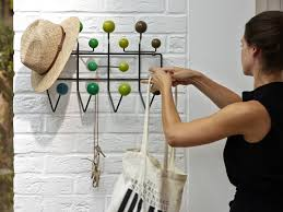 Eames Hang It All Coat Rack Vitra Eames Hang It All Green Coat racks and Houzz 67