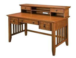 mission style solid oak office computer. Mission Writing Desk Craftsman Style Office Furniture Extraordinary Cheap Small Wooden Solid Oak Computer N