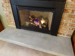quick and easy hearth update with no demolition required single girl s diy