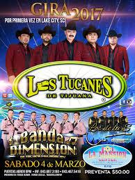 Sucursales de interjet en tijuana! Bandsintown Los Tucanes De Tijuana Tickets La Mansion Center Mar 04 2017