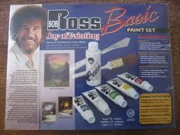 bob ross paint kits s supplies uk