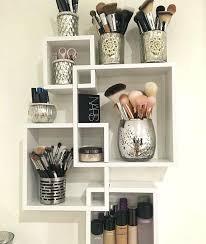 makeup storage ideas for small es makeup room ideas organizer storage and decorating makeup storage ideas