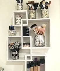 makeup storage ideas for small es makeup room ideas organizer storage and decorating makeup storage ideas