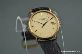 gents longines gold plated watch wr0691 wimbledon watches gents longines gold plated watch wr0691