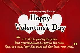 Quotes For Valentines Day Custom Happyvalentinesdayquotes Easyday