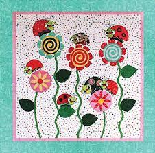 Ladybugs & Kisses Quilt Pattern &  Adamdwight.com