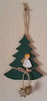 Erzgebirge Weihnachtsdeko Christbaumschmuck Anhänger Holz