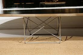 eames elliptical table at stdibs