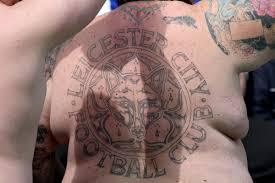 сумасшедшие татуировки футбольных фанатов футбол Xsportua
