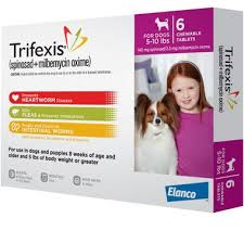 Trifexis Heartworm For Dogs