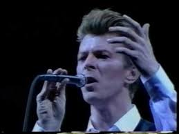 Adrian Belew ft. David Bowie - Pretty <b>Pink Rose</b> live (Tokyo 1990 ...