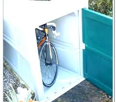 outdoor bike storage diy outdoor bike storage bicycle shed plastic large box best interior rack outdoor outdoor bike storage diy bike rack