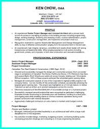 Perfect Construction Manager Resume To Get Approved Construction