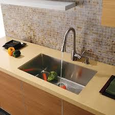 vigo vgr3019c 30 inch undermount stainless steel 16 gauge single bowl sink s description reviews in new yor