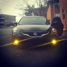 2011 Nissan Murano Fog Light Assembly Any Way To Have Fog Lights On Without Headlight Being On