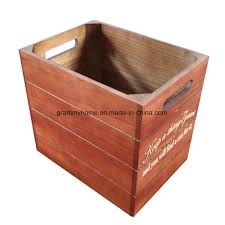 china big cycling storage creat box painted wooden crates with laser record crate china personalised wooden beer crate vintage wooden box