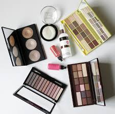 makeup revolution london haul