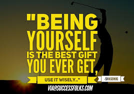 Being Yourself Quotes Delectable Be Yourself SuccessFolks