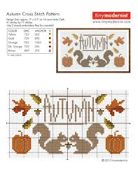 Cross Stitch For Beginners Free Patterns