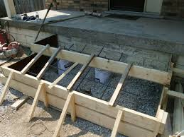 o neal carpentry renovations framing concrete steps o neal carpentry renovations