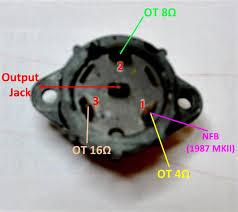 marshall jmp 50 lead 1987 model it 11 audio tonegeek marshall vintage impedance selector wiring color code
