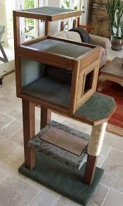 stylish cat furniture. Modern Cat Tree · \u2022. Breathtaking Stylish Furniture