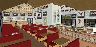 3d Restaurant Floor Plan Gebrichmondcom