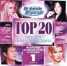 Deutsche Charts 2003 Top 20 Aus Den Deutschen Charts 1 2003 Hitparade Ch