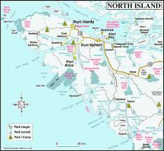 map of north vancouver island