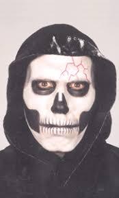 grim reaper makeup ideas kit reaper instructions skull paint face grim
