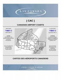 Cac Canadian Airport Charts Nav Canada