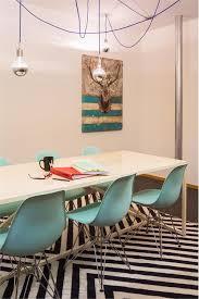 retro home office. light contemporary home office by jennifer visosky retro o