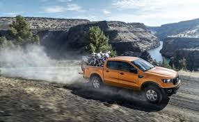 2019 Ford Ranger Will Be Able To Tow Up To 7 500 Pounds