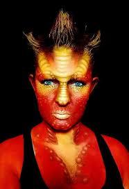 creepy makeup by nikki sey22 700 700x1024