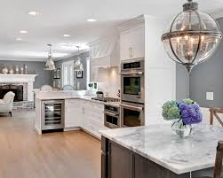 beautiful beautiful kitchen. Timeless Grey And White Kitchen Middletown New Jersey Design With Regard To Beautiful Kitchens What Should Be Prepared Build