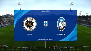 Spezia VS Atalanta Giornata 8 Serie A Italia 22/11/2020 | Gameplay PES 2021  [PC] - YouTube